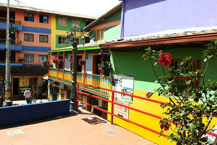 Guatapé tour & Horseback riding from Medellín, Medellin, COLOMBIA