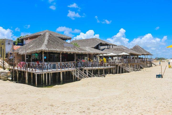 Tour to Morro Branco & Fontes Beach, Fortaleza, BRASIL