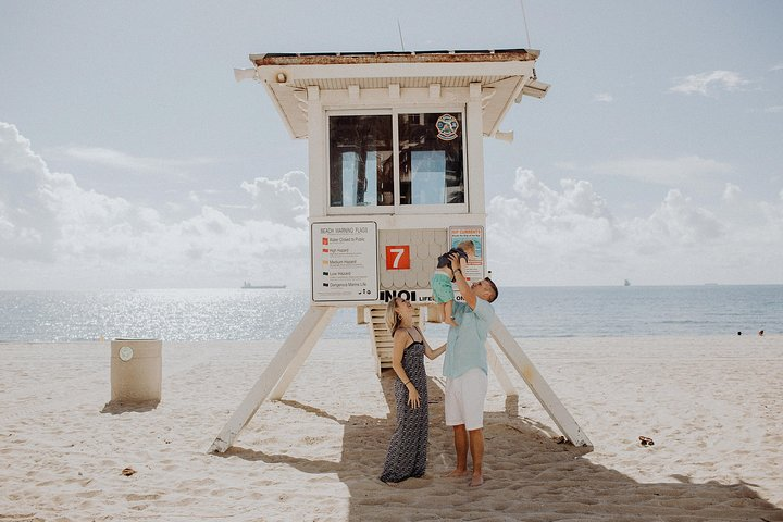30 Minute Private Vacation Photography Session with Photographer in Ft Lauderdale, Fort Lauderdale, FL, ESTADOS UNIDOS