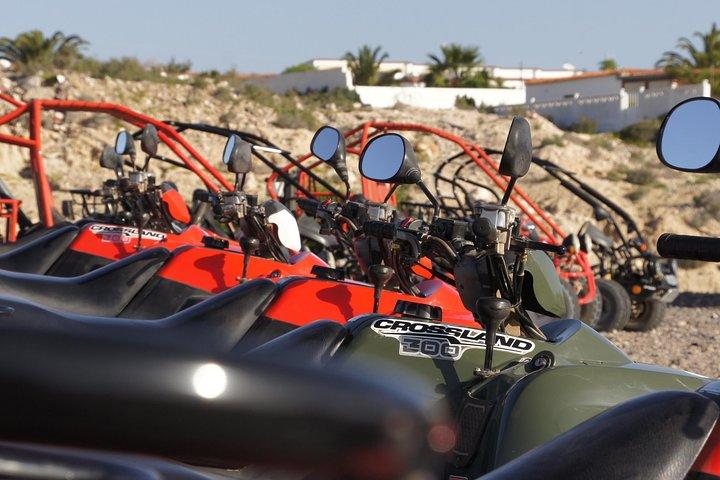 Quad And Buggy Safari In Costa Calma, Fuerteventura, Espanha