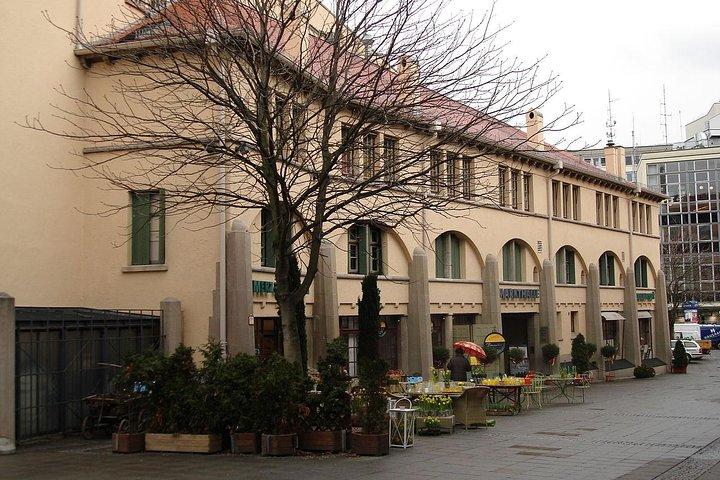 Stuttgart City walk, Stuttgart, GERMANY