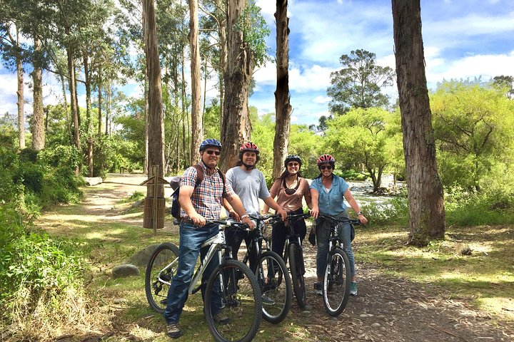 Biking Cuenca City Tour, Cuenca, ECUADOR