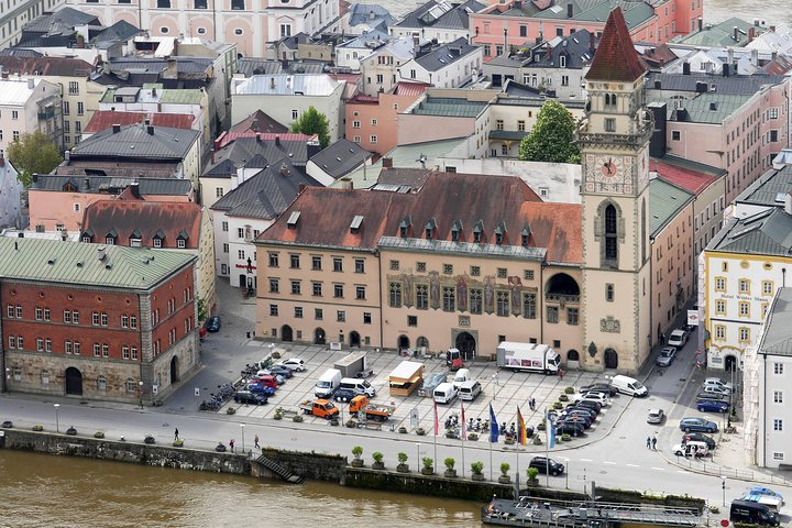 Passau - Inn River Stroll with picturesque city views, Passau, Alemanha