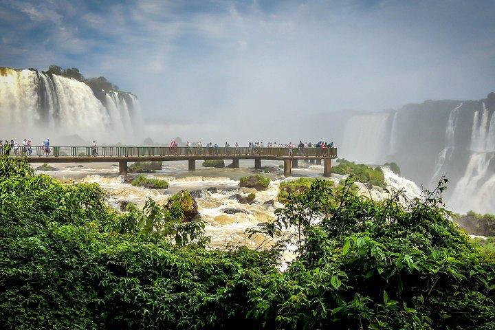 3-Days Iguazu Falls Tour of the Argentinian and Brazilian Side, Puerto Iguazú, ARGENTINA