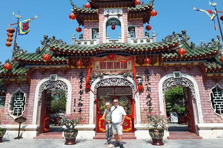 Hoi An Walking Tour with Night market, Colourful Lanterns,Boat Ride(PrivateTour), Da Nang, VIETNAM
