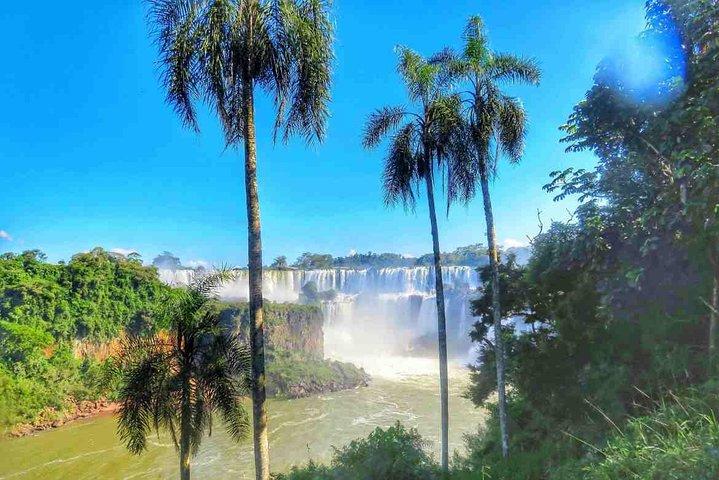 Excursión privada al lado argentino de las Cataratas del Iguazú con opción de navegación, Puerto Iguazú, ARGENTINA