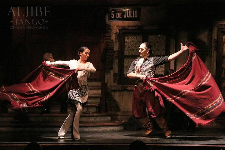 Early Tango Dinner-Show with Private Transfer, Buenos Aires, ARGENTINA