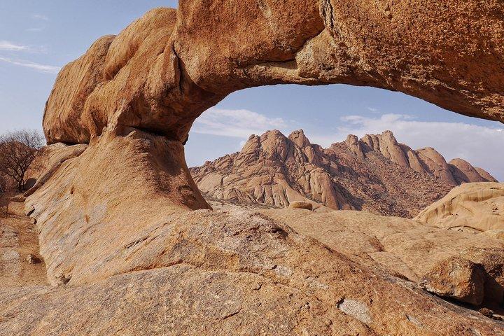 12-Day Desert and Delta Express Adventure Camping Tour from Swakopmund, Swakopmund, NAMIBIA