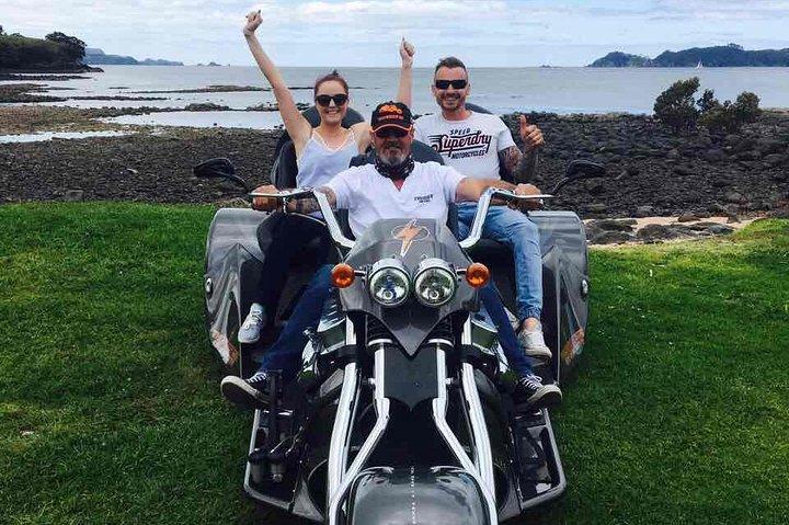 V8 Trike Tours 30 minute Bay of Islands Thriller Tour - 2 Passengers, Bahia de Islas, NUEVA ZELANDIA