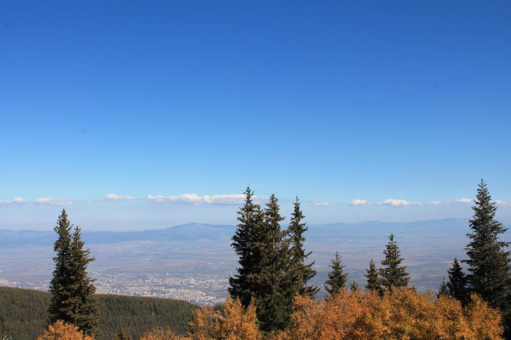 Private Day Trip to the Vitosha Mountain and Pancharevo Lake, Sofia, Bulgária