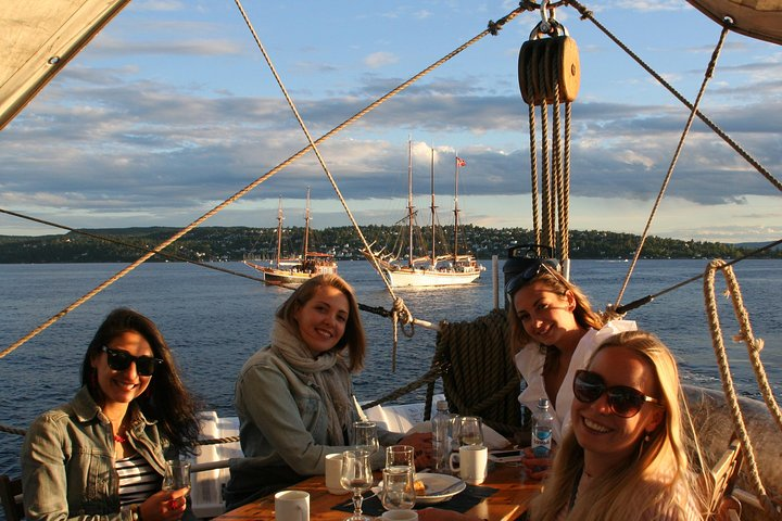 Cruzeiro turístico de 2 horas pelo Fiorde de Oslo, Oslo, NORUEGA
