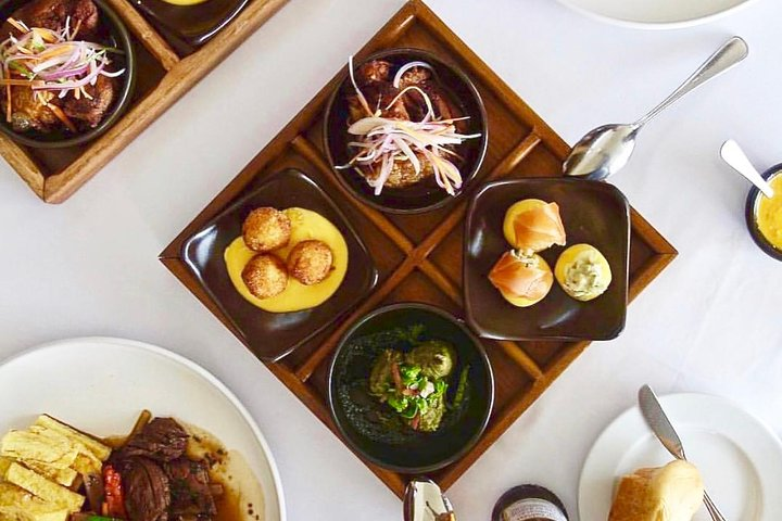 City tour interativo e comida gourmet em Lima, Lima, PERU