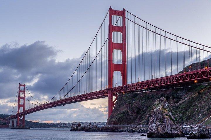 Custom Muir Woods and Napa Wine Tour From San Francisco, San Francisco, CA, ESTADOS UNIDOS