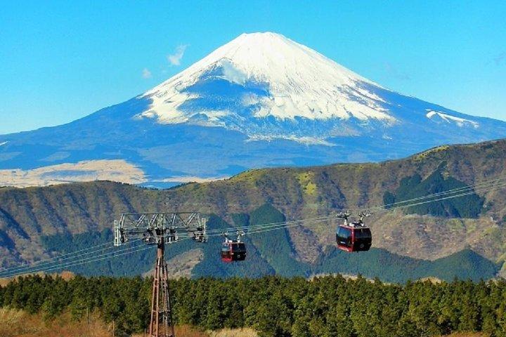 Hakone Onsen Experience, Lake Ashi, Open-Air Museum Tour, Hakone, JAPÃO