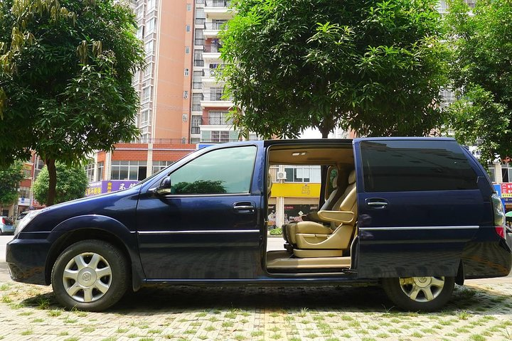 Private One way Transfer to Zhengzhou from Guoliangcun Village, Zhengzhou, CHINA