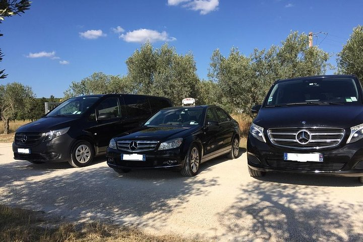 Transfer Montpelier Airport to Nimes City or Nimes Airport, Montpellier, FRANCIA