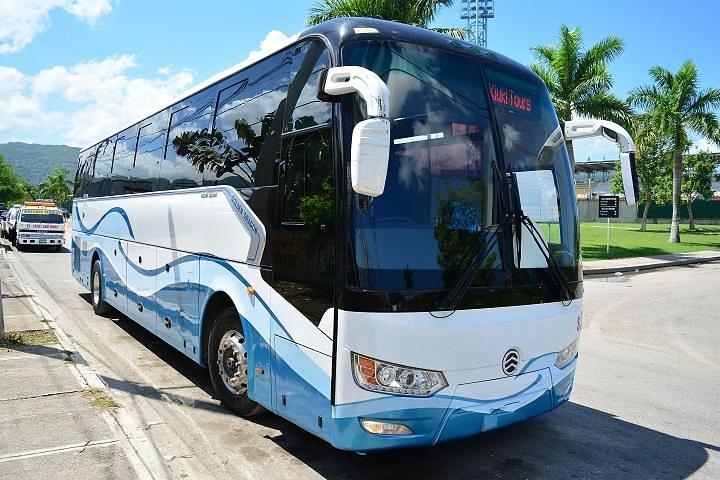 Airport Montego Bay To Braco Shared Transfers, Falmouth, JAMAICA