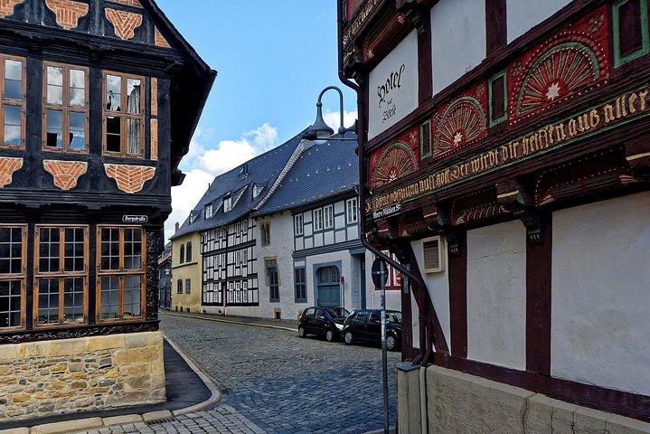 Goslar City guided tour, Hannover, GERMANY