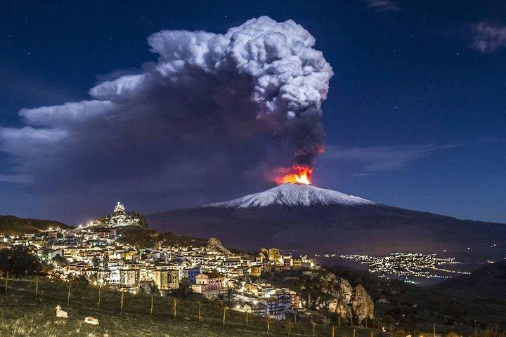 Etna Volcano Private Day Tour, Catania, ITALIA