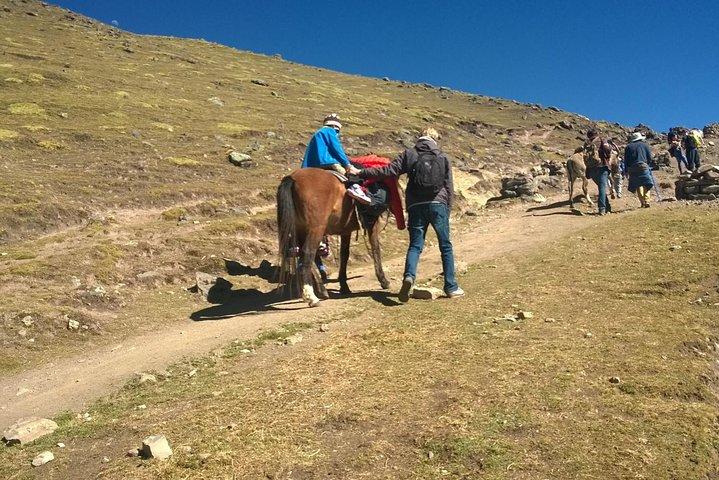 Private Tour: Rainbow Mountain from Cusco, Cusco, PERU