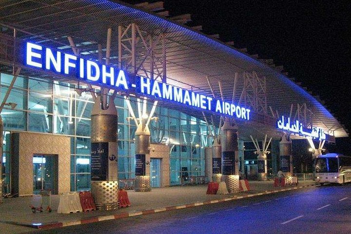 Enfidha Private Arrival Airport Transfer to Hammamet, Susa, Tunisia
