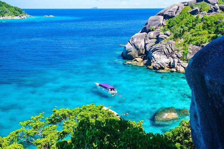 Wow Andaman Day Trip to Similan Islands from Phuket, Khao Lak, TAILANDIA