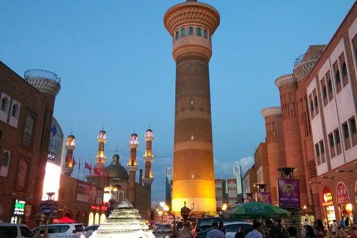 1-Way Private Transfer to Karamay from Urumqi, Urumchi, CHINA