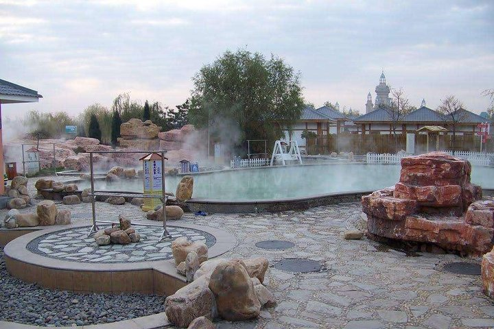 Tianjin Private Tour to Eastern Qing Tombs with Outdoor Hot Spring Experience, Tianjin, CHINA