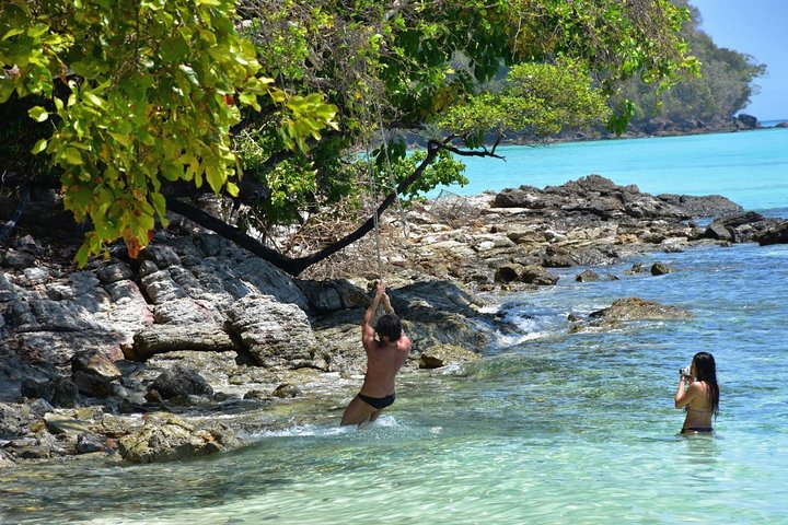Snorkel Tour to Koh Rok and Koh Ha by Siam Adventure World from Khao Lak, Khao Lak, TAILANDIA