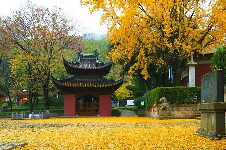 Nanjing Private Tour: Qixia Temple, Australopithecus Cave, Tangshan Hot Spring, Nanjing, CHINA