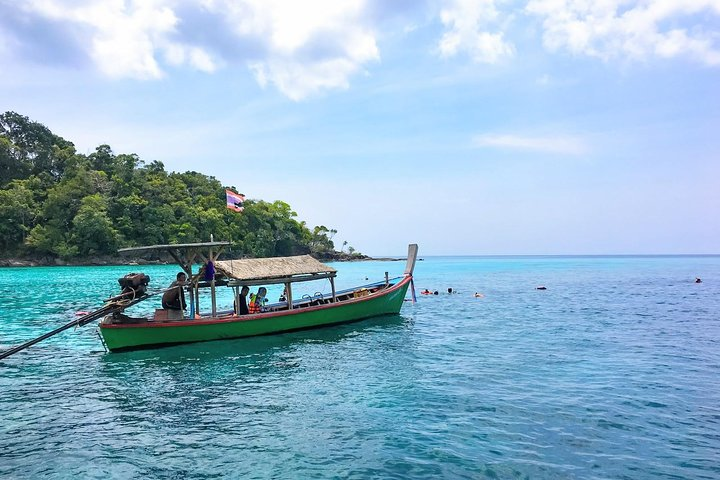 Snorkel Tour to Surin Islands by Siam Adventure World from Khao Lak, ,