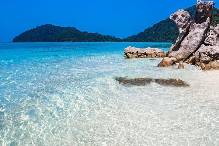 Snorkel Tour to Surin Islands by Fantastic Similan Travel from Khao Lak, ,