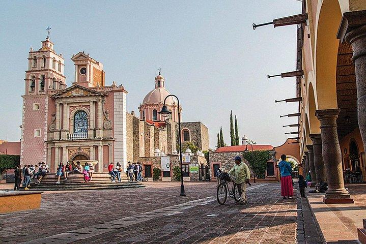Peña de Bernal and Tequisquiapan: Private Tour From Mexico City, Ciudad de Mexico, MÉXICO