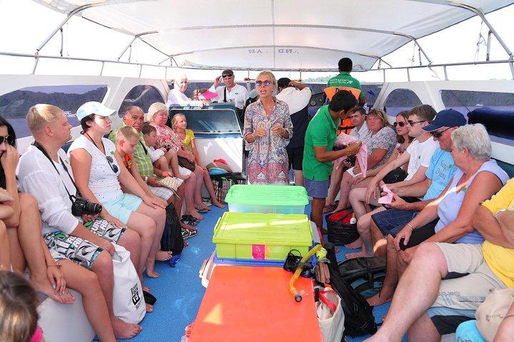 Similan Islands Snorkel Tour by Fantastic Similan Travel from Phuket, Khao Lak, TAILANDIA