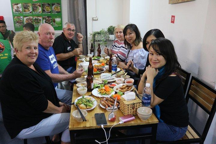Hoi An Vespa By Night Food Tour, Hoi An, VIETNAM