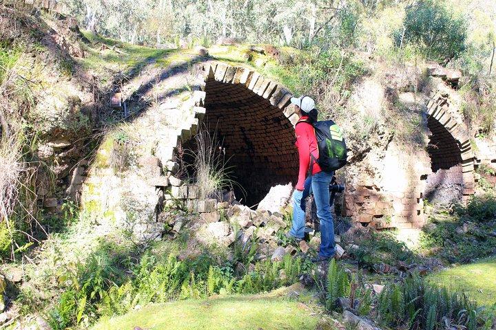 Newnes Ruins Walking Tour, Montañas Azules, AUSTRALIA