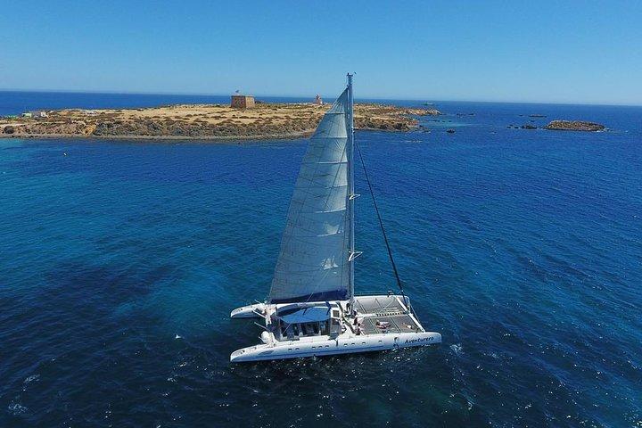Isla de Tabarca Sailing Tour from Alicante, Alicante, Spain