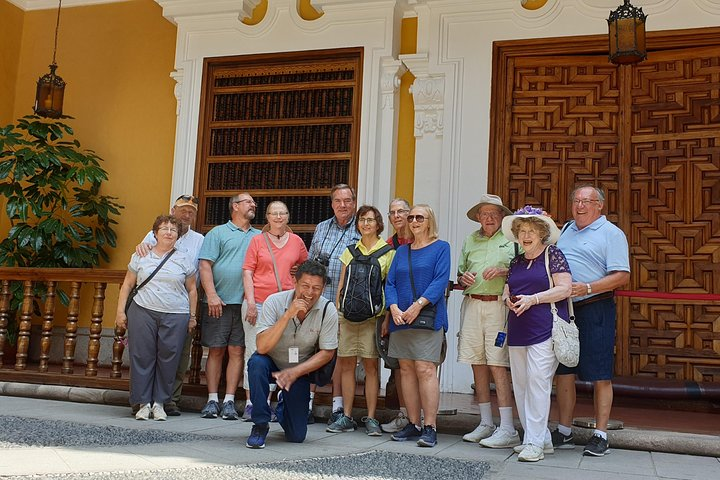 Lima City Tour from the Port of Callao For Cruises, Lima, PERU