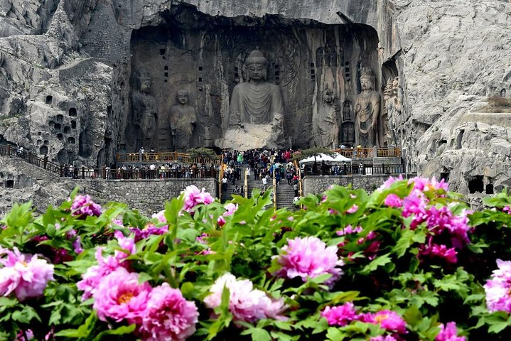 Private Day Tour to Longmen Grottoes, Luoyang Museum and White Horse Temple, Luoyang, CHINA