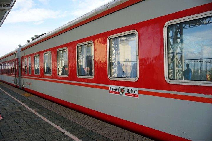 Private Transfer from Urumqi Railway Station to Hotel, Urumchi, CHINA