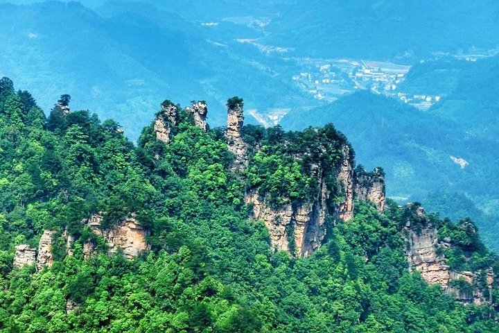 Private Day Trip: Zhangjiajie National Forest Park And Tianzi Mountain, Zhangjiajie, CHINA
