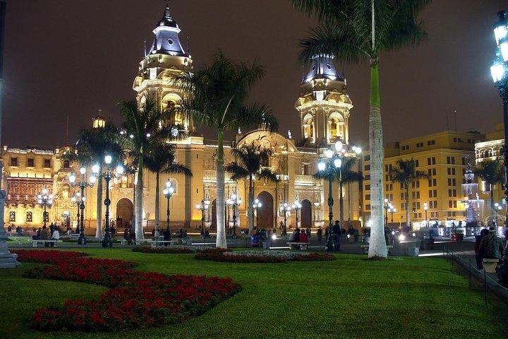 Lima City Group Tour, Lima, PERU