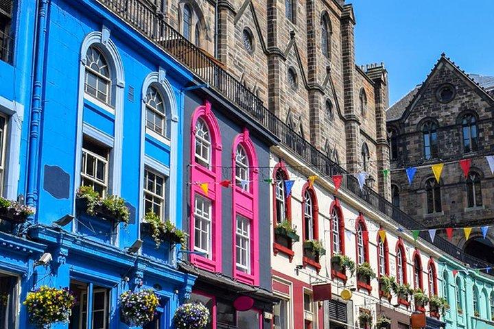 Edinburgh Half Day Guided Private Tour in a Premium Minivan, Edimburgo, ESCOCIA