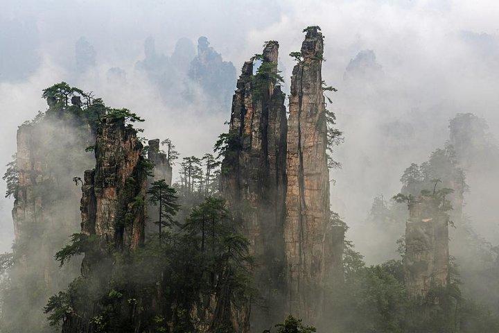 2 Days Private Zhangjiajie Tour Includes Tianmen Mountain, Zhangjiajie, CHINA