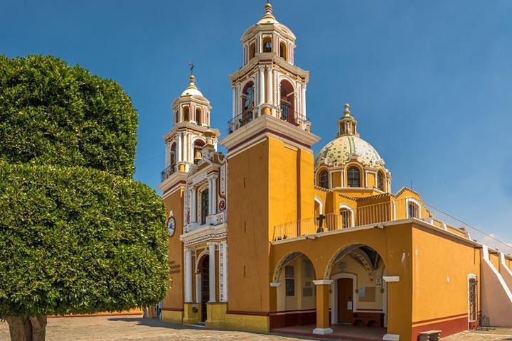 Puebla and Cholula Full-Day Tour from Mexico City, Ciudad de Mexico, MÉXICO