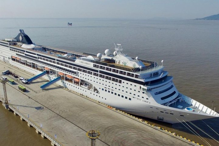 Private Tianjin Transfer to Xingang International Cruise Port from City Hotels, Tianjin, CHINA