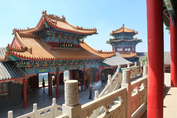 Eastern Qing Tombs and Dule Temple Private Tour from Tianjin City, Tianjin, CHINA