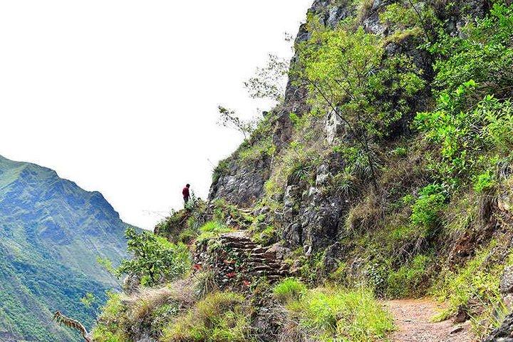 4-Day Inca Jungle Adventure to Machu Picchu Including Mountain Biking, Rafting and Zipline, Cusco, PERU