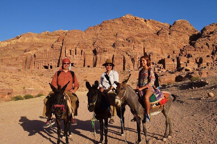 Excursión de un día a Petra desde el Mar Muerto con almuerzo, Aman, JORDANIA