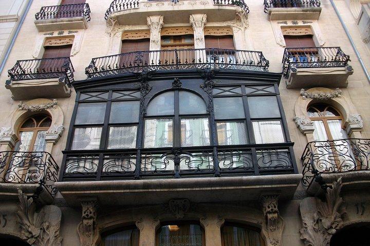 Visita a pie de Alcoy en la ruta modernista, Alicante, ESPAÑA